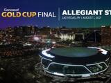 Concacaf confirma que la Final de la Copa Oro se jugará en Las Vegas