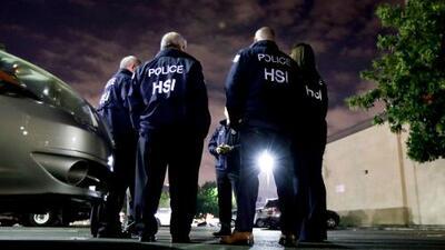 Las deportaciones anunciadas por Trump empezarán este domingo y estas son las ciudades donde habrá redadas