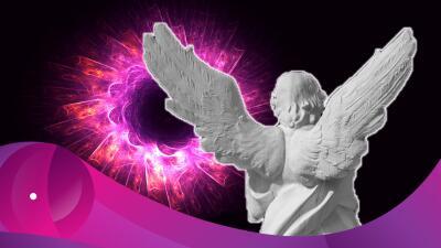 Los ángeles y el futuro