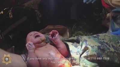 Pensaron que era un gato: el llanto de la bebé abandonada dentro de una bolsa plástica permitió su rescate