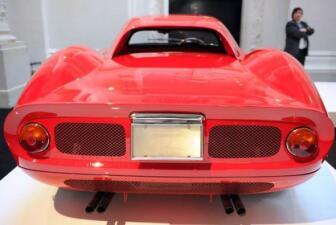La colección de autos de Ralph Lauren
