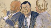 En un minuto: 'El Chapo' señala a expresidentes mexicanos de recibir sobornos de carteles