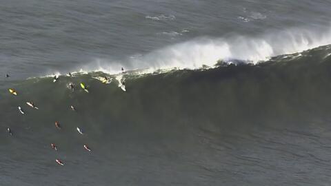 Emiten aviso de peligrosa marea elevada en la costa del sur de California