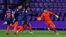 Bono, portero de Sevilla, marcó histórico gol de último minuto