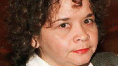 Desmienten que Yolanda Saldívar haya muerto en la cárcel