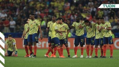 Seis colombianos en México fueron convocados a la Selección