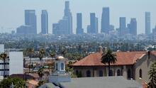 Tiempo seco y advertencia por ráfagas de viento para este sábado en Los Ángeles
