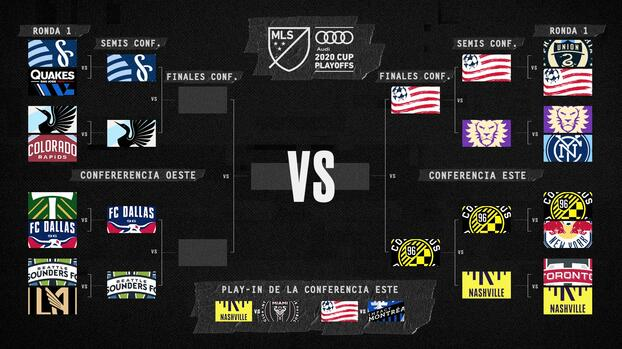 MLS Playoffs: Columbus Crew y New England Revolution se medirán en la Final de la Conferencia Este