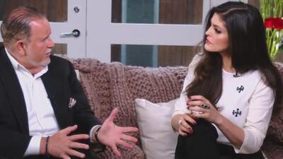 Ana Bárbara confiesa que todavía habla con su ex 'El Pirru'