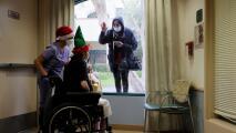 Cambios de tradiciones y familias distanciadas, los efectos del coronavirus en la celebración de Navidad