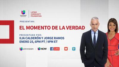 Los seis candidatos a la gobernación de California, cara a cara este jueves en Univision