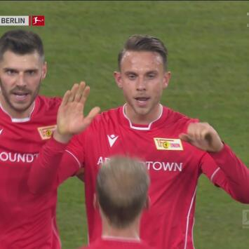 Marcus Ingvartsen empate el partido 1-1 por la vía del penal