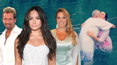 Demi Lovato renació en las aguas donde se han bañado desde Gabriel Soto hasta Chiquis Rivera
