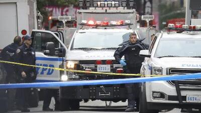 Policía de Nueva York confirma que el paquete explosivo dirigido al ex jefe de inteligencia es similar a los otros encontrados