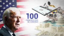 Las promesas de Biden tras 100 días de gobierno: paquete de ayuda por el coronavirus