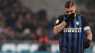 Inter cuelga el cartel de 'Se vende' y busca una salida para Icardi