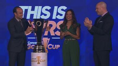 ¡Brillante! La Copa Oro, el trofeo de Concacaf en disputa este 2019