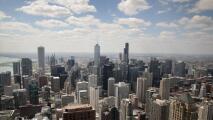 A Chicago le espera una tarde de martes con cielos mayormente nublados y posibilidad de algunas lluvias