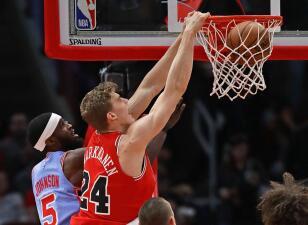Carrusel NBA: una jornada de ocho partidos dominada por los locales