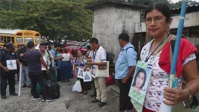 Estas madres buscan a sus hijos migrantes que desaparecieron en México durante su travesía a EEUU