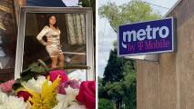 Mujer hispana es asesinada en medio de un robo en tienda Metro PCS en New Castle