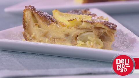 Si eres amante del pan, esta receta de 'Pudín con piña y ron' seguramente te encantará