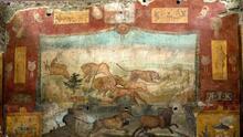 En fotos: La espectacular resurrección de los frescos de Pompeya