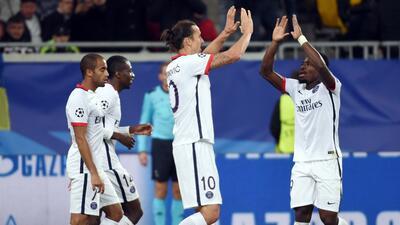 Shakhtar Donetsk 0-3 PSG: Sin problemas el PSG golea al Shakhtar