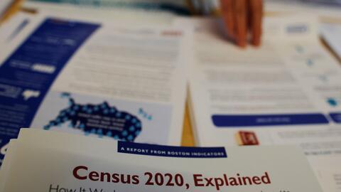 Lanzan campaña del Censo 2020 para motivar la participación, mientras sigue la polémica por la pregunta de la ciudadanía