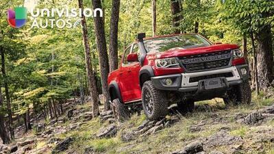 Chevrolet explora los extremos con la nueva Colorado ZR2 Bison
