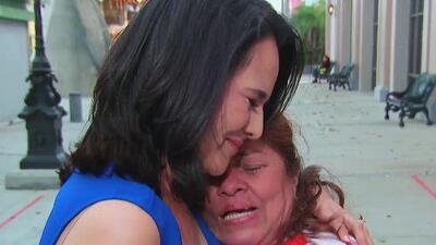 Una madre hondureña puede regresar a su país después de estar 30 años alejada de su familia