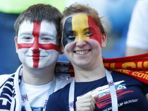 El colorido de Bélgica e Inglaterra en la definición del liderato del grupo G