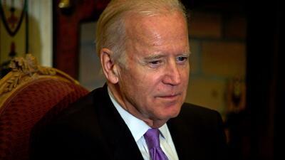 """Joe Biden: """"Esta violencia tiene que parar"""""""