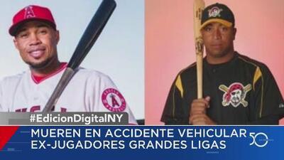 Mueren en accidente vehicular ex-jugadores de Grandes Ligas