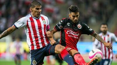 Chivas no podrá contar con el 'Chapo' Sánchez y Cisneros para el inicio de torneo ante Xolos