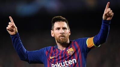 ¡Sigue la leyenda del 'poeta'! Messi marca su gol 600 con el Barcelona ante el Liverpool