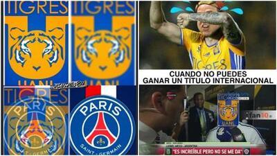 Memelogía | Los fanáticos le dan con todo a Tigres tras perder la Final con Monterrey