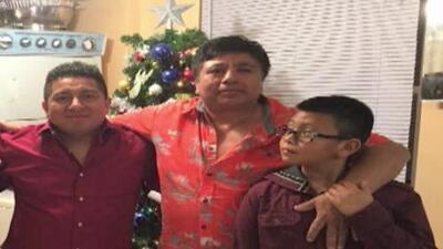 Familia de inmigrante asesinado exige justicia y realizan marcha contra violencia doméstica