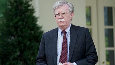 Afganistán y Venezuela habrían sido las causas de las mayores diferencias entre Donald Trump y John Bolton