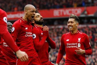 En fotos: Liverpool mantiene su paso firme en Premier con triunfo contra Chelsea