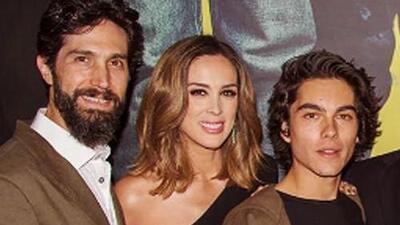 Feliz regreso al cine: Jacky Bracamontes presentó la cinta 'Un Padre no tan Padre'