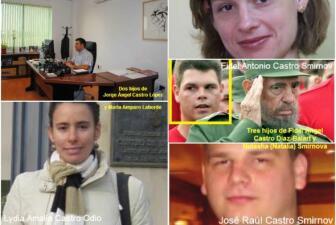 Cinco nietos de Castro becados en España
