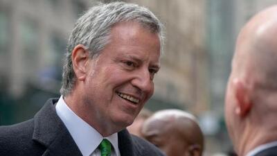 Bill de Blasio se une al movimiento que pide la aprobación del plan de congestión vehicular en Manhattan