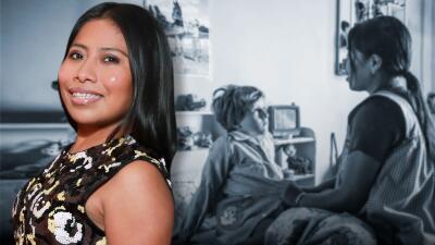 Vuelven a nominar a Yalitza Aparicio pero esta vez a un premio de niños por ser fuente de inspiración