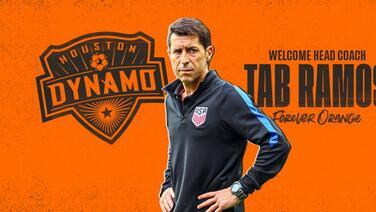 Oficial: Tab Ramos deja al Team USA para dirigir al Houston Dynamo