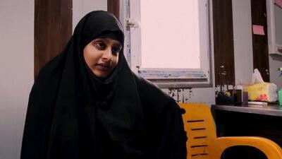 La joven que se fue a luchar con el ISIS y ahora quiere volver tras tener un bebé