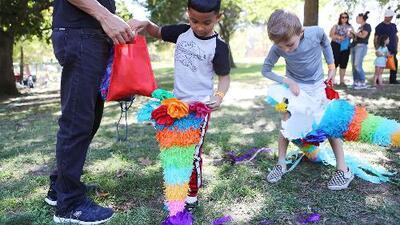 Conoce la nueva tendencia de fiesta de cumpleaños para niños conocida como 50-50