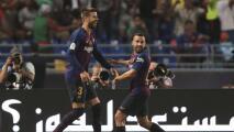 Jordi Alba y su falta de optimismo previo a la fin al de la Copa del Rey