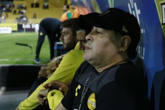 En fotos: Dorados es último con Diego Maradona en el Ascenso MX