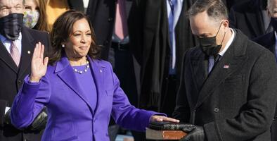 Con Kamala Harris, por primera vez una mujer integra la dupla del poder en la Casa Blanca